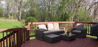 Milton Single Family Home For Sale: 5421 N Terra Dr