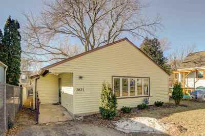 Madison Single Family Home For Sale: 2821 Coolidge St