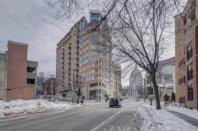 Madison Condo/Townhouse For Sale: 125 N Hamilton St #406