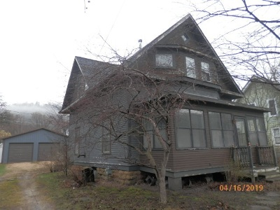 Richland Center Single Family Home For Sale: 562 E Kinder St