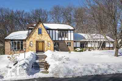 Fitchburg Single Family Home For Sale: 2899 Osmundsen Rd.
