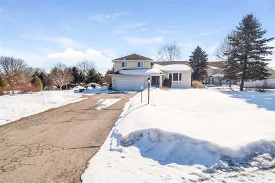 Cottage Grove WI Single Family Home For Sale: $280,000