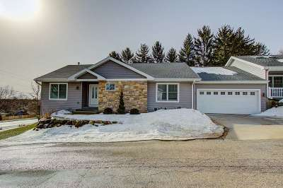 Stoughton WI Single Family Home For Sale: $289,900