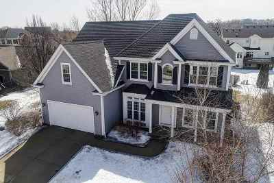 Waunakee WI Single Family Home For Sale: $414,900