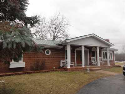 Beloit Single Family Home For Sale: 12354 S County Road K
