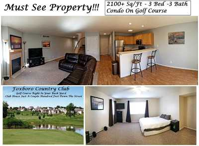 Oregon Condo/Townhouse For Sale: 102 Club House Dr