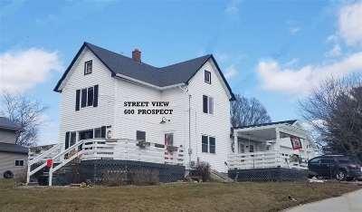 Highland Single Family Home For Sale: 600 Prospect St