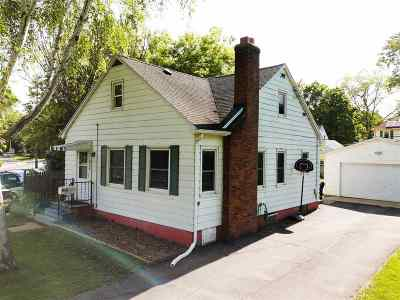 Madison Single Family Home For Sale: 824 Lewis Ct