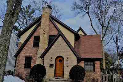 Madison Single Family Home For Sale: 2242 Fox Ave