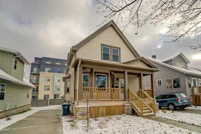 Madison Multi Family Home For Sale: 817 S Brooks St