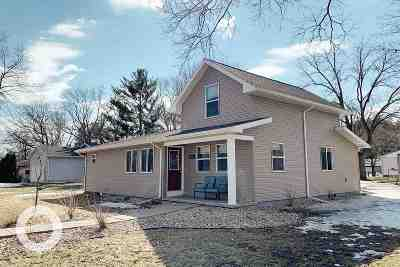 Sauk City WI Single Family Home For Sale: $229,900