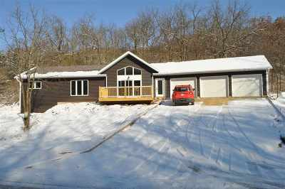 Iowa County Single Family Home For Sale: 4256 Green Leaf Dr