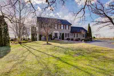 Columbia County Single Family Home For Sale: N707 County Road N