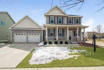 Madison WI Single Family Home For Sale: $380,000