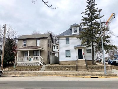 Madison Multi Family Home For Sale: 952 E Johnson St