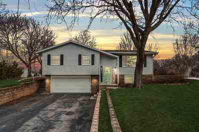 Cottage Grove WI Single Family Home For Sale: $265,000