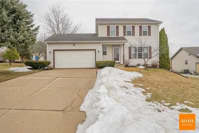 Mount Horeb WI Single Family Home For Sale: $288,000