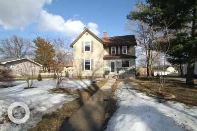 Prairie Du Sac WI Single Family Home For Sale: $219,900