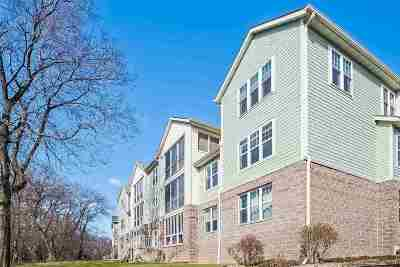 Fitchburg Condo/Townhouse For Sale: 5510 Caddis Bend #203