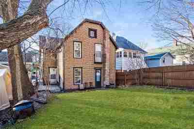 Madison Multi Family Home For Sale: 736 E Johnson St