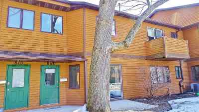 Madison WI Condo/Townhouse For Sale: $135,000