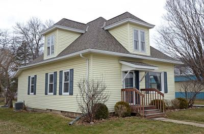 Dane County Single Family Home For Sale: 714 Center St