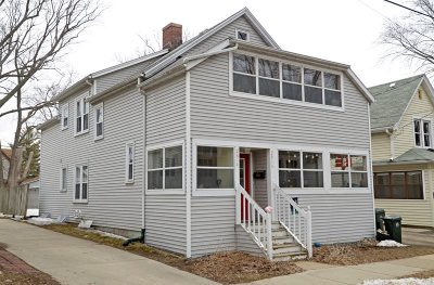 Madison Multi Family Home For Sale: 2814 Sommers Ave