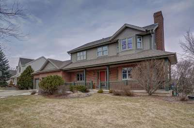 Madison Single Family Home For Sale: 8802 Settlers Rd