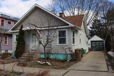 Madison Single Family Home For Sale: 109 Ohio Ave