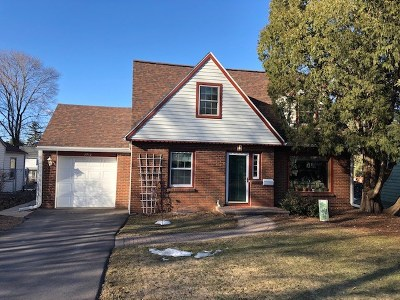 Madison WI Single Family Home For Sale: $429,900