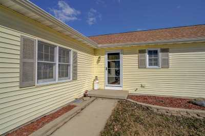 Madison Single Family Home For Sale: 3926 Rieder Rd