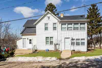 Deforest Multi Family Home For Sale: 316 Columbia Ave