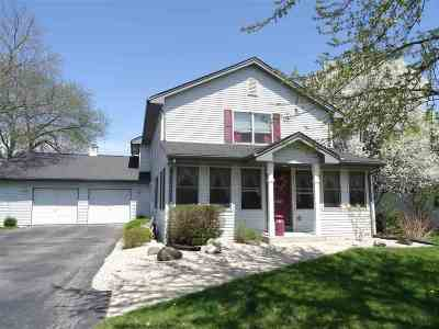 Beloit Single Family Home For Sale: 647 E Waterford Dr