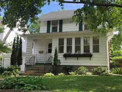 Madison Single Family Home For Sale: 2551 Van Hise Ave