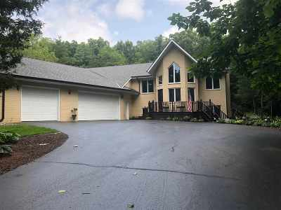 Rock County Single Family Home For Sale: 4420 N River Rd