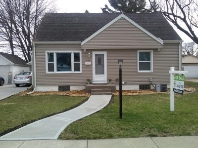 Rock County Single Family Home For Sale: 1134 Blaine Ave