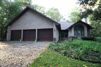 Beloit Single Family Home For Sale: 3549 Clinic Rd