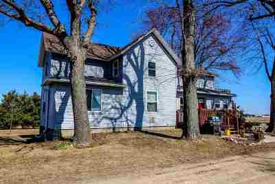 Jefferson County Single Family Home For Sale: N5166 County Road A