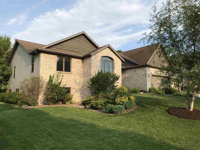Sun Prairie Single Family Home For Sale: 1173 Dolan Dr