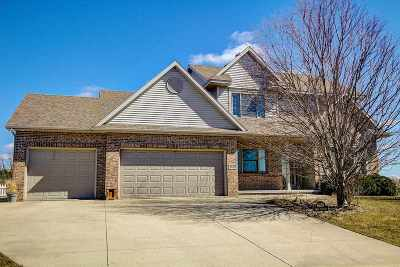 Sun Prairie Single Family Home For Sale: 6658 Ridge Point Run