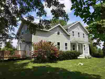 Dodge County Single Family Home For Sale: N5109 Hwy 151