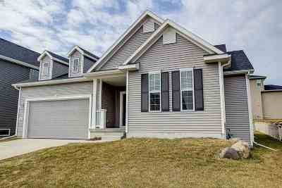 McFarland Single Family Home For Sale: 6038 Little Bluestem Dr