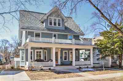Madison Single Family Home For Sale: 1931 Rowley Ave
