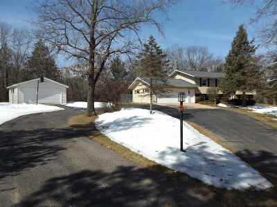 Wisconsin Dells Single Family Home For Sale: 4110 W 8th Ave