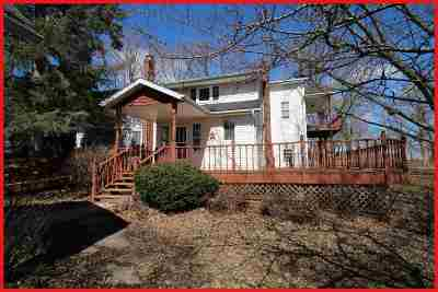 Dodge County Single Family Home For Sale: N1114 County Road Bb