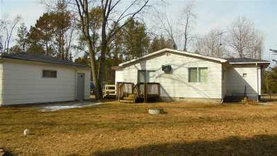 Friendship WI Single Family Home For Sale: $46,900