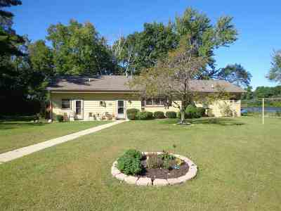 Beloit Single Family Home For Sale: 3646 S Idlewild Dr