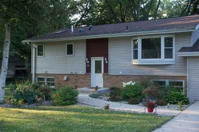 Rock County Single Family Home For Sale: 4804 W Oakwood Park Dr