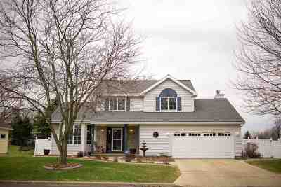 Cottage Grove Single Family Home For Sale: 304 W Oak St