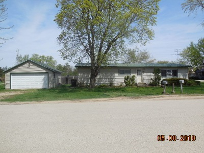 Iowa County Single Family Home For Sale: 206 William St